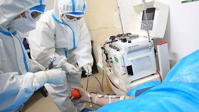 Koronavirüs ve immün plazma tedavisi SGK kapsamına alındı
