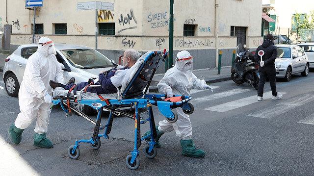 Dünya geneli koronavirüs bilançosu: Ölenlerin sayısı 58 bin 929'a yükseldi