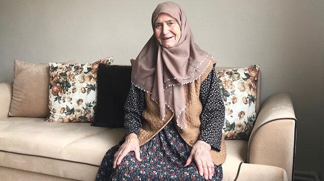 Sakarya'dan umutlandıran haber: 86 yaşındaki 'Resmiye nine' koronavirüsü yendi