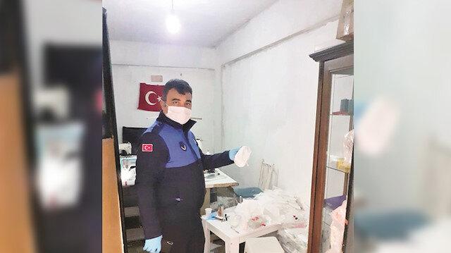 Osmangazi Belediyesi ekipleri göz açtırmıyor: Merdivenaltı üretime baskın