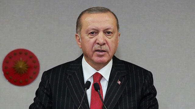 Cumhurbaşkanı Erdoğan: Biz Bize Yeteriz kampanyasında bağış miktarı 1 milyar 500 milyon lirayı buldu
