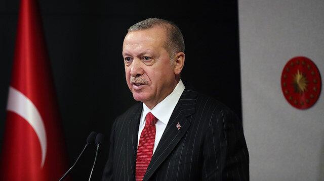 Cumhurbaşkanı Erdoğan: Kesinlikle parayla maske satışı yasaktır