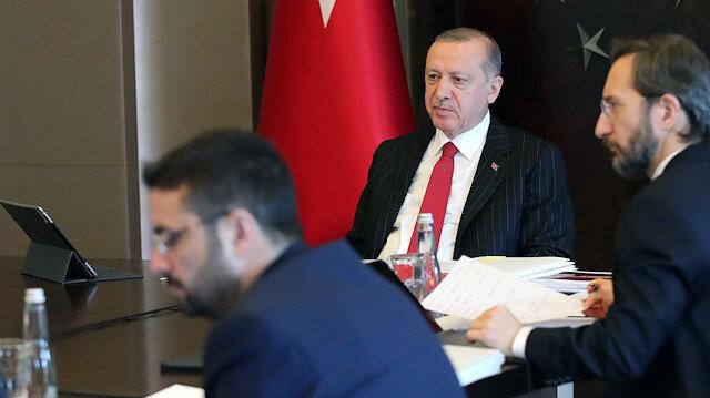 Erdoğan ile Dodon telefonda görüştü