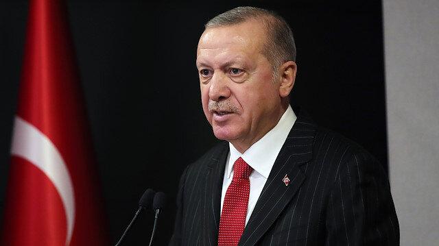 Cumhurbaşkanı Erdoğan'dan koronavirüs maske açıklaması: Parayla maske satışı yasak