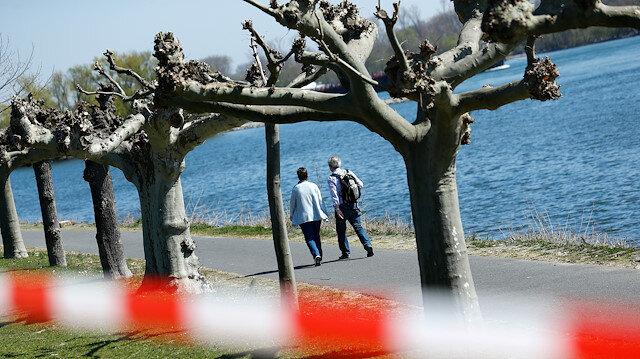 Almanya'da koronavirüs nedeniyle ölenlerin sayısı bin 584'e çıktı