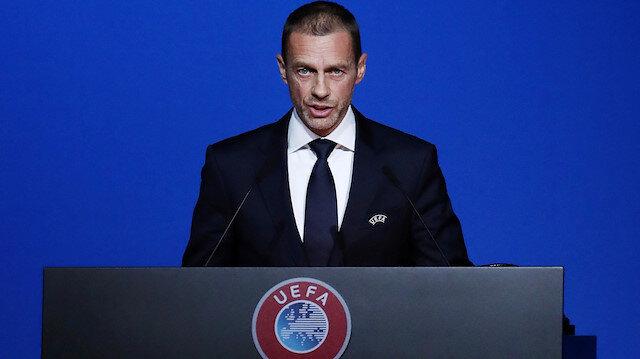 UEFA'dan ses getiren açıklama: Seyircili mi, seyircisiz mi?
