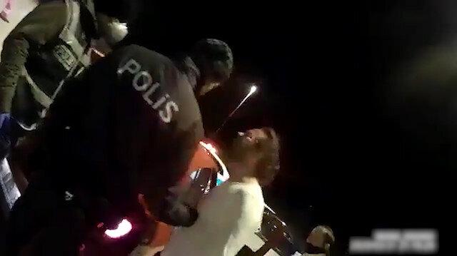Yarbay olduğunu söyleyen kişiden polis memuruna: Maaşın kaç, ederin kaç para senin!