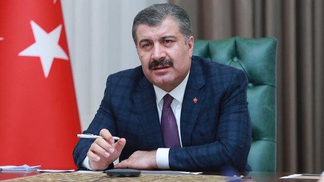 Sağlık Bakanı Koca açıkladı: 76 vatandaşımız daha koronavirüsten dolayı hayatını kaybetti