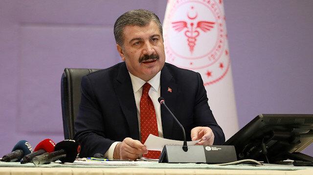 Sağlık Bakanı Koca: Toplum Bilimleri Kurulu oluşturduk, salgınla mücadelede dünyada bir ilktir