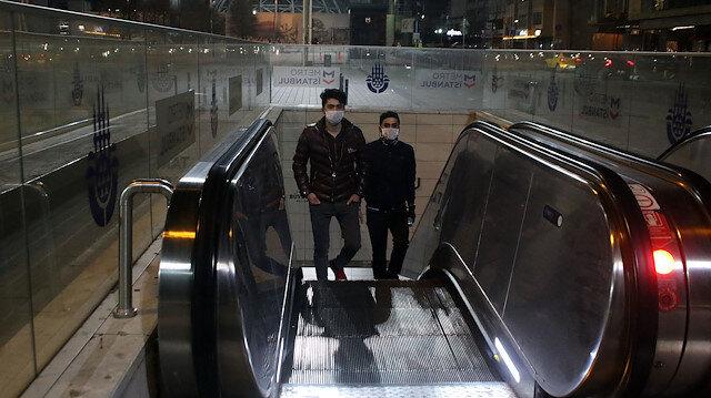 Metro seferlerinin saati değişti