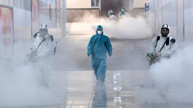 Dünya'da koronavirüsten dolayı hayatını kaybedenlerin sayısı 80 bini geçti