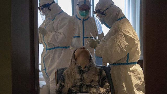 Rusya'da 'evde koronavirüs testi' dönemi başlıyor