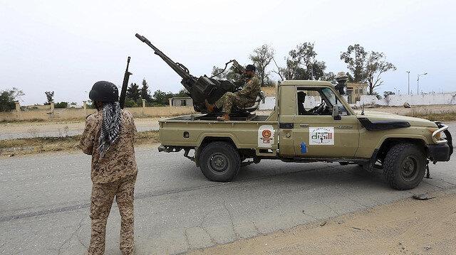 Libya'da silahlı bir grubun düzenlediği baskın sonucu Trablus'un suyu kesildi