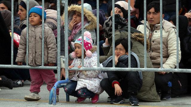 Almanya Yunanistan'dan 50 sığınmacı çocuk kabul edecek