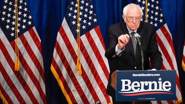 ABD'de Başkan aday adayı Sanders yarıştan çekildi: Demokrat cephede Biden tek aday adayı olarak kaldı
