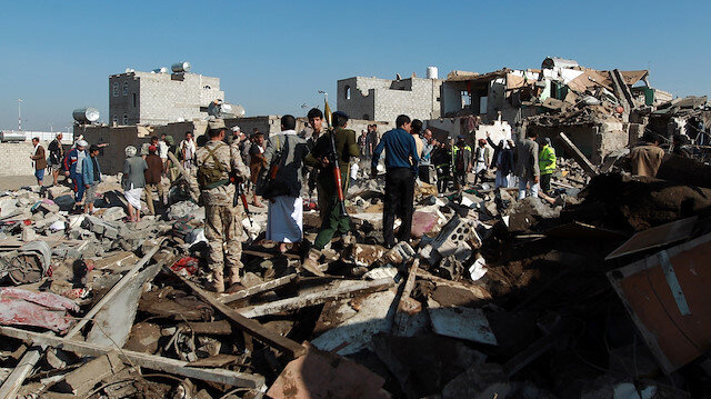 Koalisyon güçleri Yemen'de koronavirüs sebebiyle iki haftalık ateşkes ilan etti
