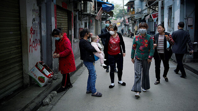 Koronavirüsün çıkış noktası olan Wuhan'da karantina süreci bitti
