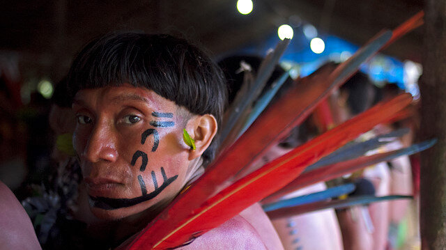 Oraya bile sıçradı: Amazon ormanlarında yaşayan kabilede koronavirüs vakası çıktı