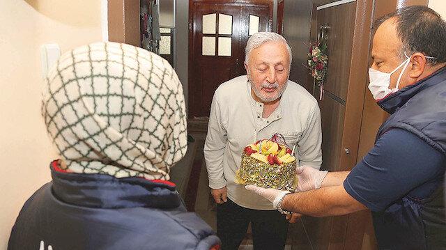 Güzellikler Meram'da umutları yeşertti: Vefa Sosyal Destek Grupları devrede