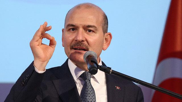 İçişleri Bakanı Soylu: 26 bin kişiye ceza kesildi