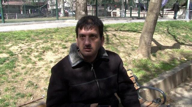 """""""Neden parkta oturuyorsun?"""" sorusuna """"sıkılıyorum"""" cevabını verince cezayı yedi"""