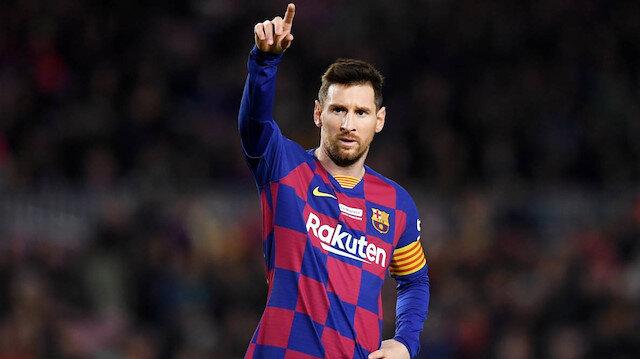 Messi Inter sorusuna cevap verdi