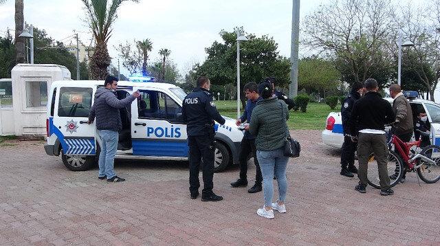 Kavga ettiler, 3 bin 150'şer lira sosyal mesafe cezası yediler