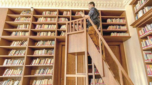 Online kütüphane evinizde