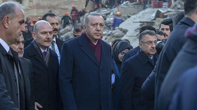 Cumhurbaşkanı Erdoğan, Süleyman Soylu'nun istifasını kabul etmedi