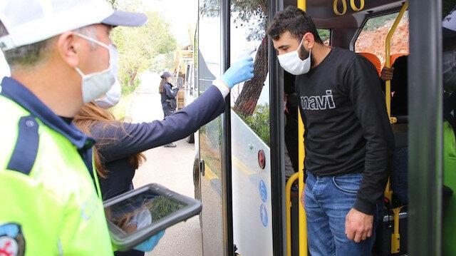 Antalya'nın Kaş ilçesinde hiç koronavirüs vakası görülmedi