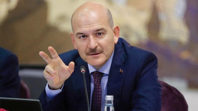 İçişleri Bakanı Süleyman Soylu'dan açıklama: Şehit çocuklarının mesajları kalbime dokundu