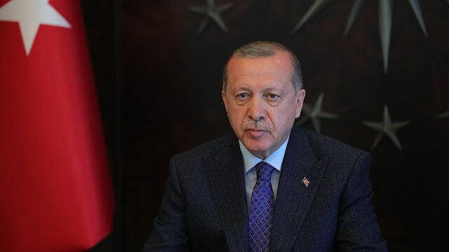 Cumhurbaşkanı Erdoğan: Sokağa çıkma yasağı hafta sonu devam edecek