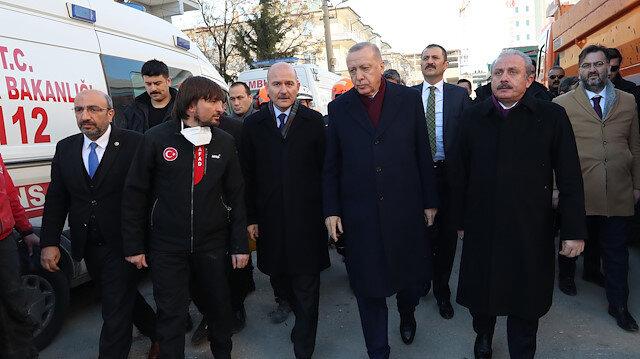 Erdoğan'dan Süleyman Soylu hakkında ilk açıklama