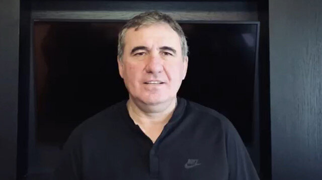 Galatasaray'ın efsane futbolcusu Gheorghe Hagi'den