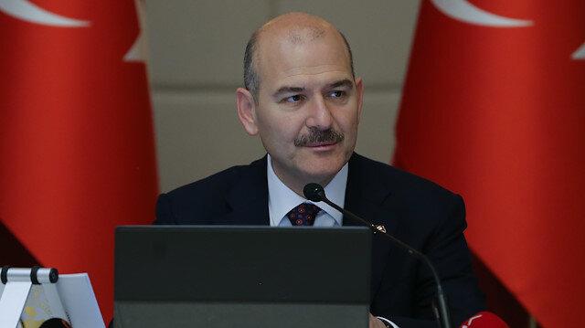 İçişleri Bakanı Süleyman Soylu'dan ilk açıklama: Allah mahcup etmesin