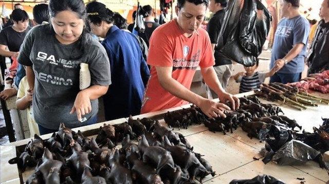 Koronavirüs dünyaya buradan yayılmıştı: Vuhan'daki hayvan pazarı yeniden faaliyette