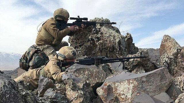 İçişleri Bakanlığından açıklama: İki terörist etkisiz hale getirildi