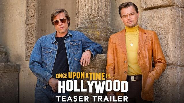 Tarantino'dan Hollywood Güzellemesi