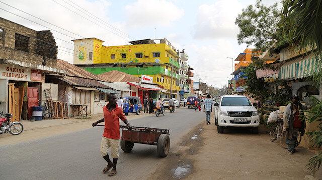 Yoldaki Tuhaflık – Kenya