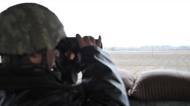 Barış Pınarı bölgesine sızma girişiminde bulunan 4 terörist etkisiz hale getirildi