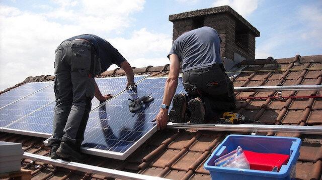 Çatıdan enerji ile 300 milyon dolarlık gaz ithalatı önlenebilir