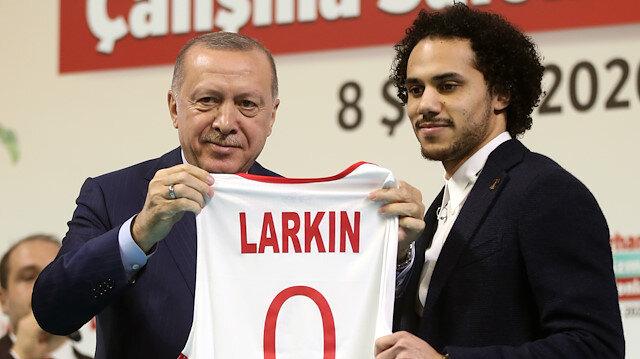 Shane Larkin Türkçe isim tercihini açıkladı