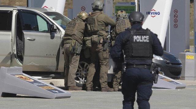 Kanada'da silahlı saldırı: Biri polis 16 kişi hayatını kaybetti