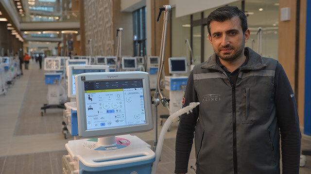 Selçuk Bayraktar yerli solunum cihazı üretim sürecini anlattı: Muadillerine göre hem çok gelişmiş hem de maliyet olarak çok ucuza mal oldu