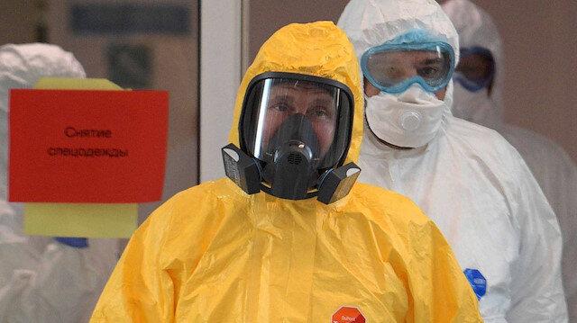 Putin'den 'koronavirüs' açıklaması: Salgın zirve noktaya ulaşmadı