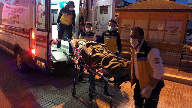 CHP'li belediye başkanı ve eşine silahlı saldırı: Ayaklarından yaralandılar