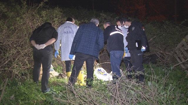 Avcılar'de dehşete düşüren olay: Boş arazide çok sayıda kemik ve kafatası bulundu
