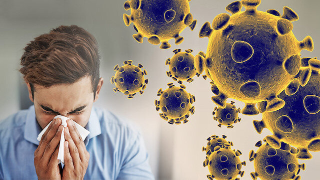 Virüsün en fazla bulaştığı zaman ortaya çıktı