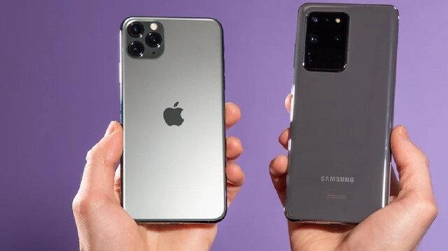 Akıllı telefon satışlarında rekor düşüş