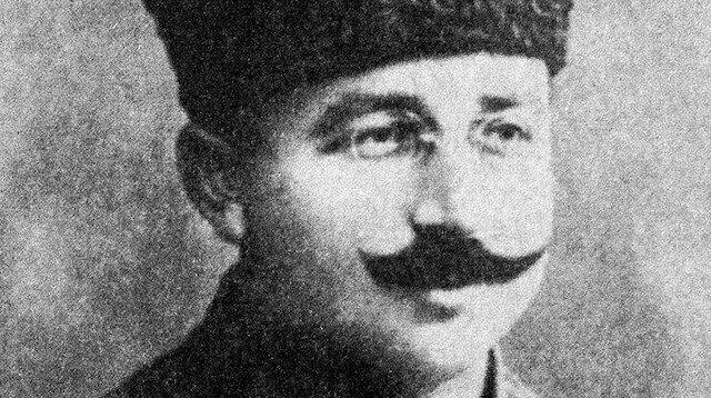 Ali Şükrü Bey'in şehadeti